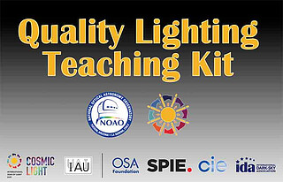 Educational Material: Quality Lighting Teaching Kit