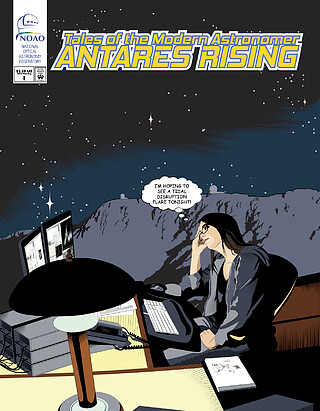 Educational Material: Tales of the Modern Astronomer - Antares Rising
