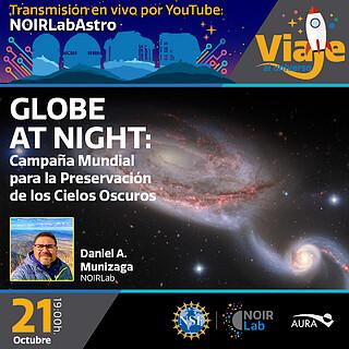 Viaje al Universo: About Globe at Night
