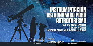 Live stargazing training on Use of Telescopes for Rural Communities of La Serena (Astrotourism)