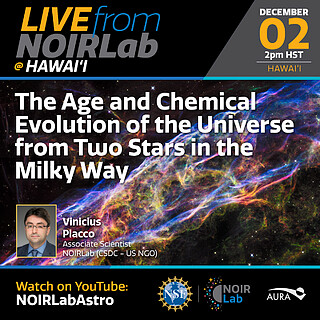 The Age and Chemical Evolution of the Universe from two stars in the Milky Way
