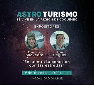 """Seminario """"El Astroturismo se vive en la región de Coquimbo"""""""
