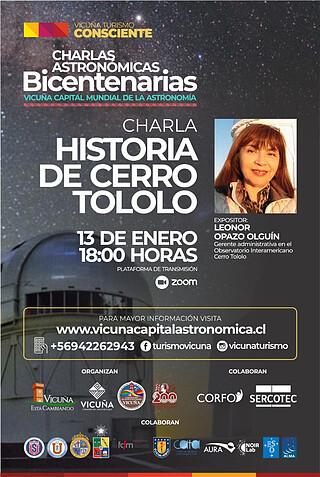 Cerro Tololo's History ...