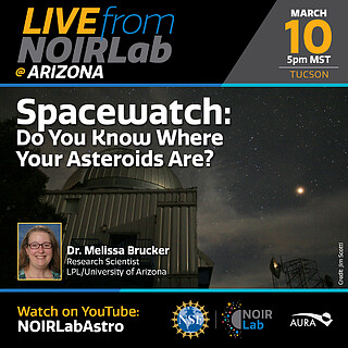 Spacewatch: Do You Know Where Your Asteroids Are?