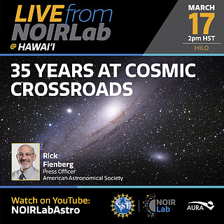 35 Years at Cosmic Crossroads
