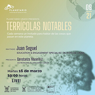 Electronic Poster: Terricola Notables