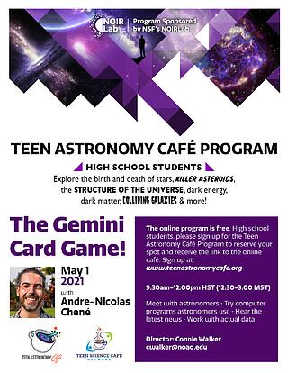 The Gemini Card Game