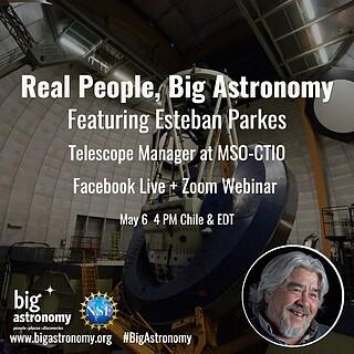 Big Astronomy Live!