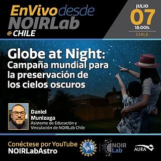 Globe at Night: Campaña Mundial para la preservación los cielos oscuros