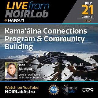 Kamaʻāina Connections Program & Community Building
