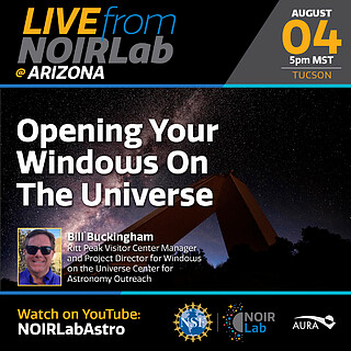 Opening Your Windows On The Universe