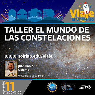 """Taller """"El mundo de las constelaciones"""""""