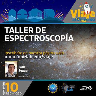 Taller de Espectroscopia