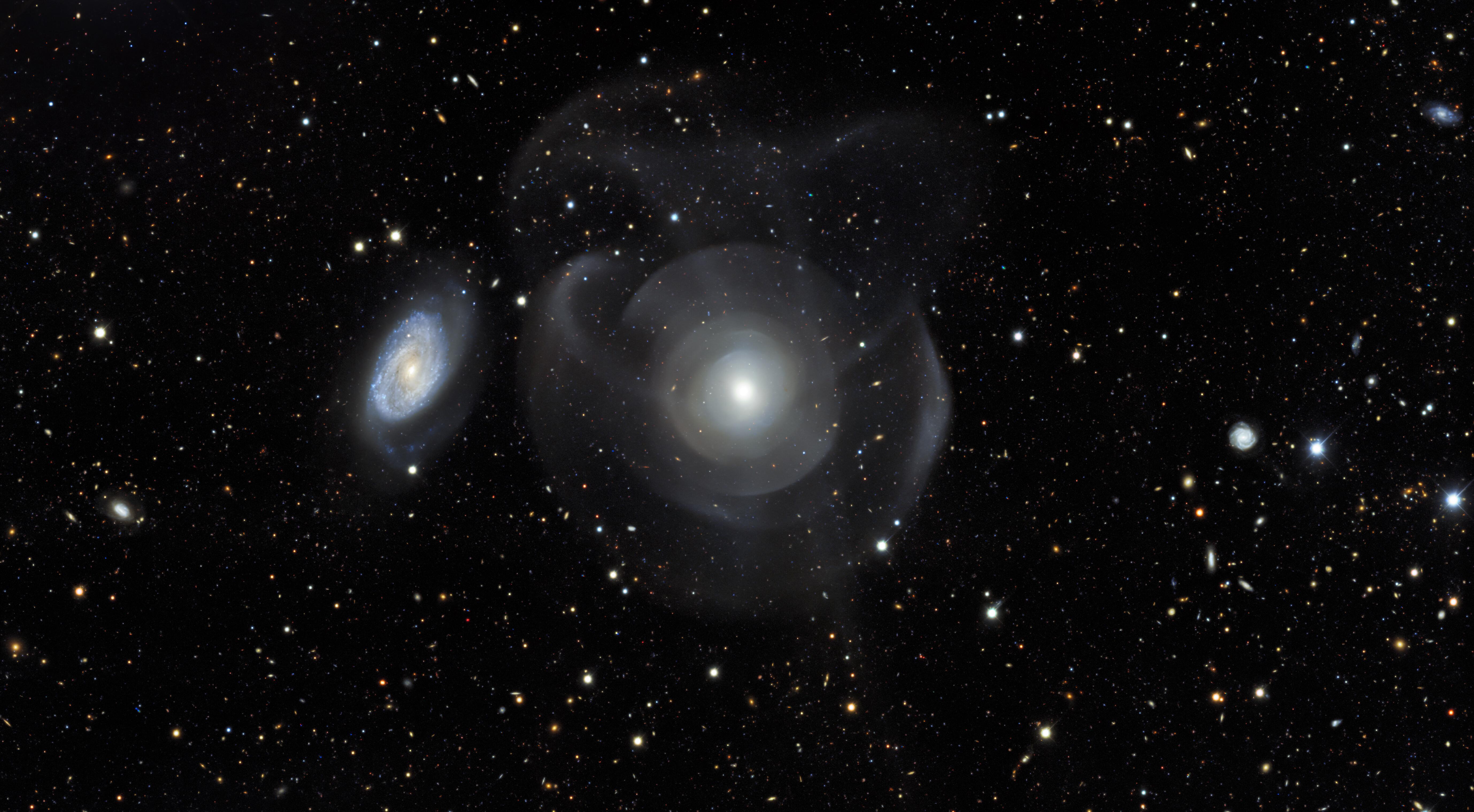 Newswise: Shining a New Light on Dark Energy