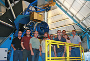 One Degree Imager debuts at WIYN telescope at Kitt Peak National Observatory