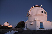 WIYN 0.9 Meter Telescope at Dusk