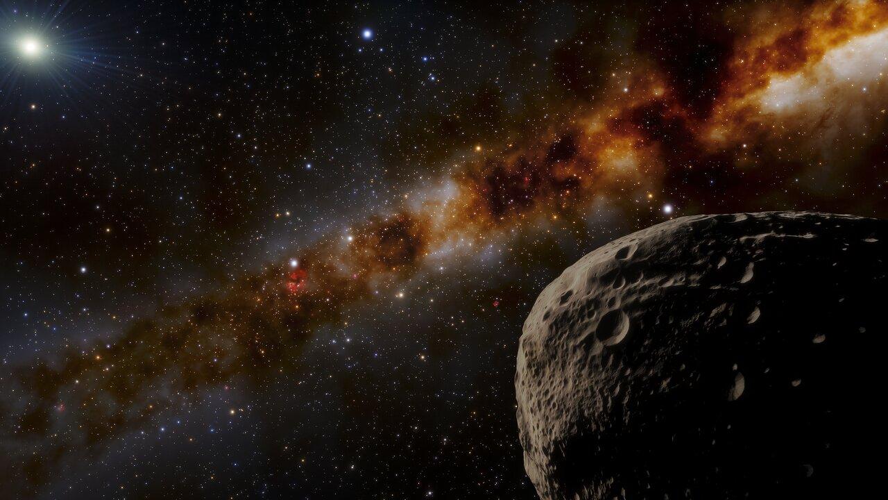 رکورد دورترین جرم منظومه خورشیدی شکسته شد