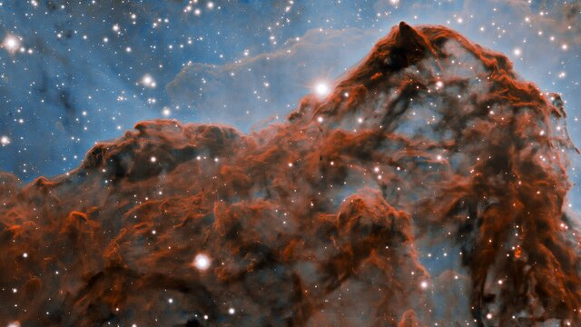 CosmoView Episode 11: Looking Sharp: Most Detailed Image Yet of Famous Stellar Nursery