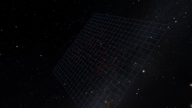 3D Map of Brown Dwarfs in the Sun's Neighborhood